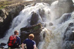 Balaofossen falls