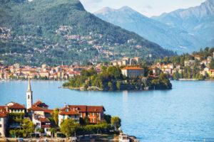 Lake Maggiore, Italy