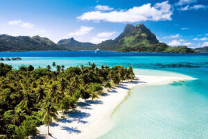 Matira Beach, French Polynesia