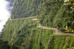 Youngas Road, Bolivia