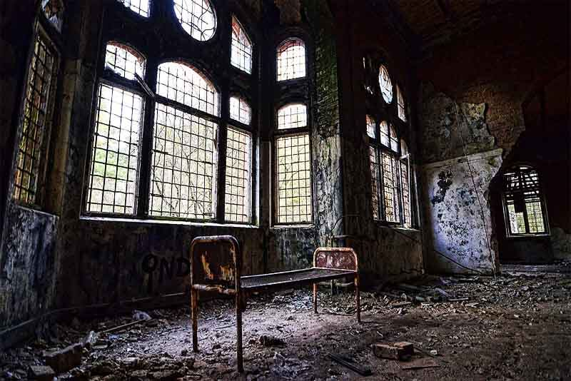 Military Hospital, Beelitz, Germany
