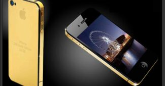 Supreme Goldstriker iPhone 3G