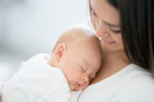 human-infant