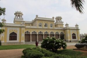 The Chowmahalla Palace, Hyderabad