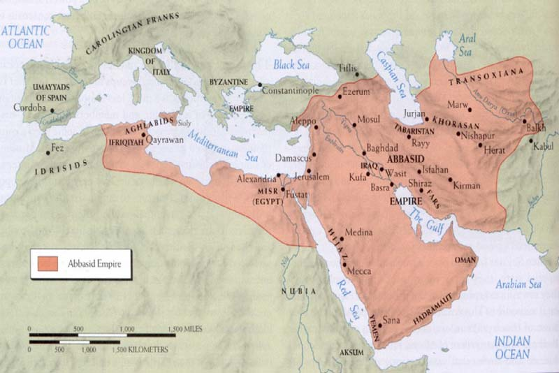 abbasid-empire-largest-empires-in-history