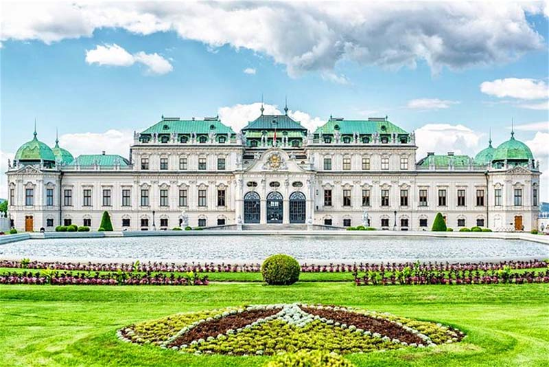 belvedere-palace-vienna-oldest-museums