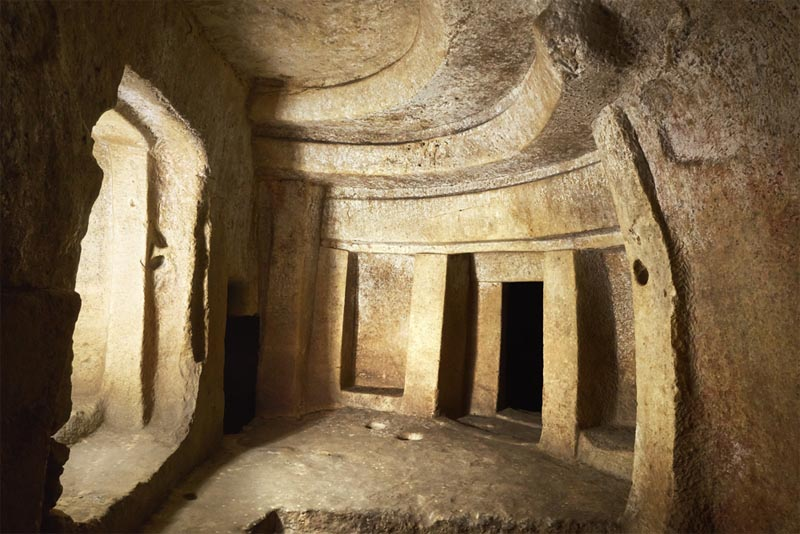 hypogeum-malta-oldest-temples-in-the-world