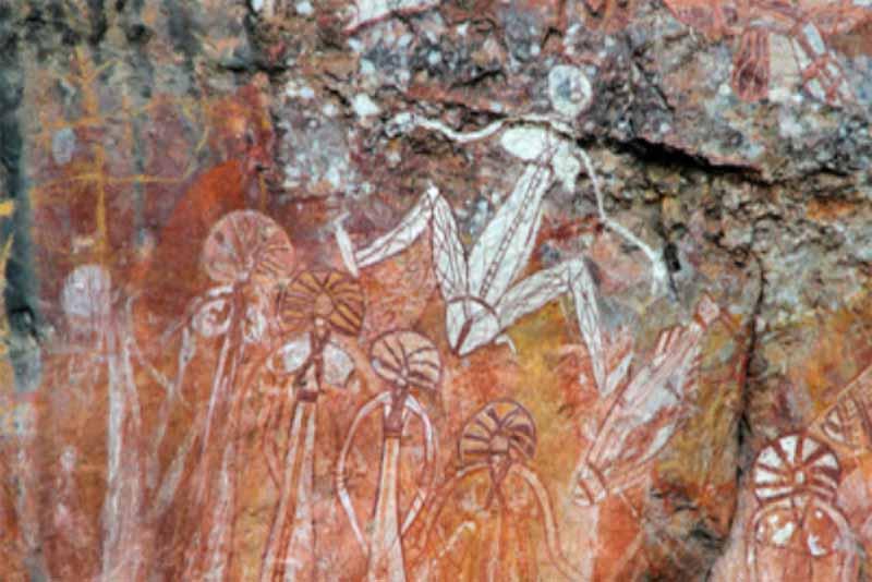 kakadu-rock-paintings-oldest-cave-paintings