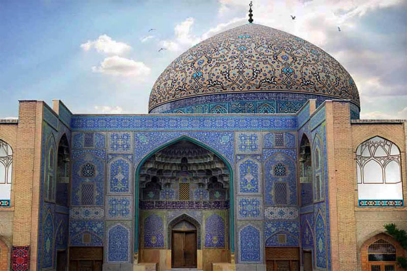 lotfollah-mosque-dome