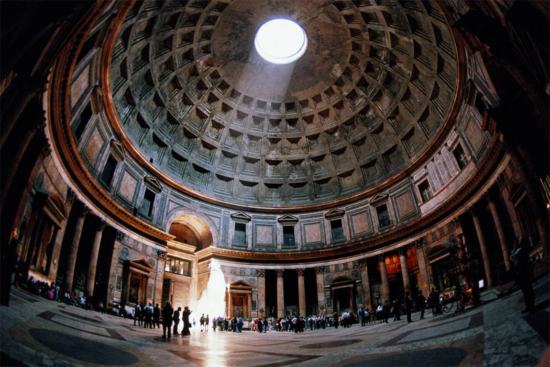 pantheons-dome-famous-domes