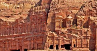 petra-lost-cities-in-the-world