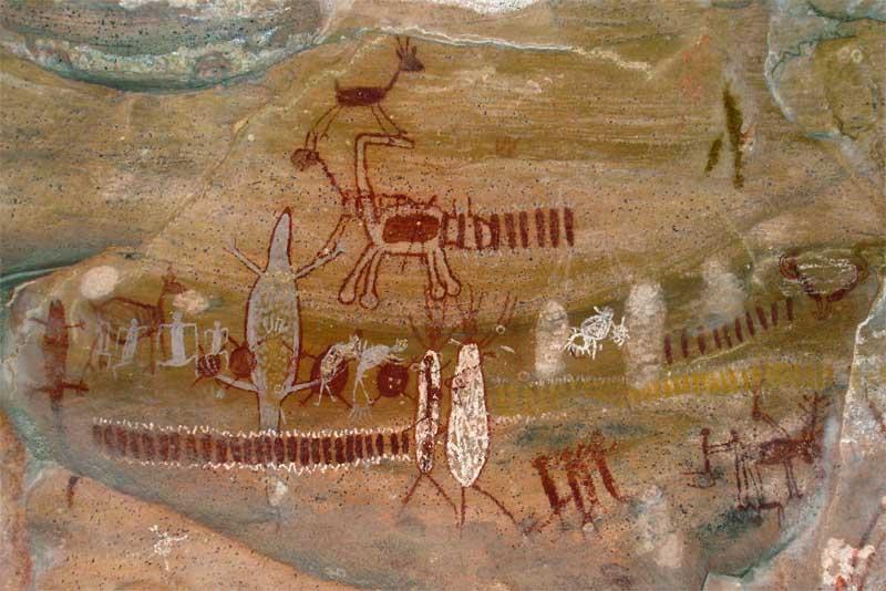 serra-da-capivara-oldest-cave-paintings