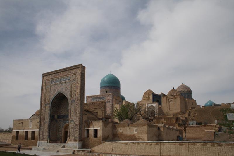 Shah-e-Zinda-famous-tombs
