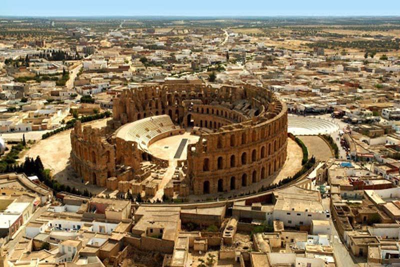 amphitheater-of-el-djem