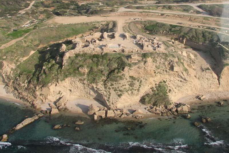 arsuf-crusader-castle