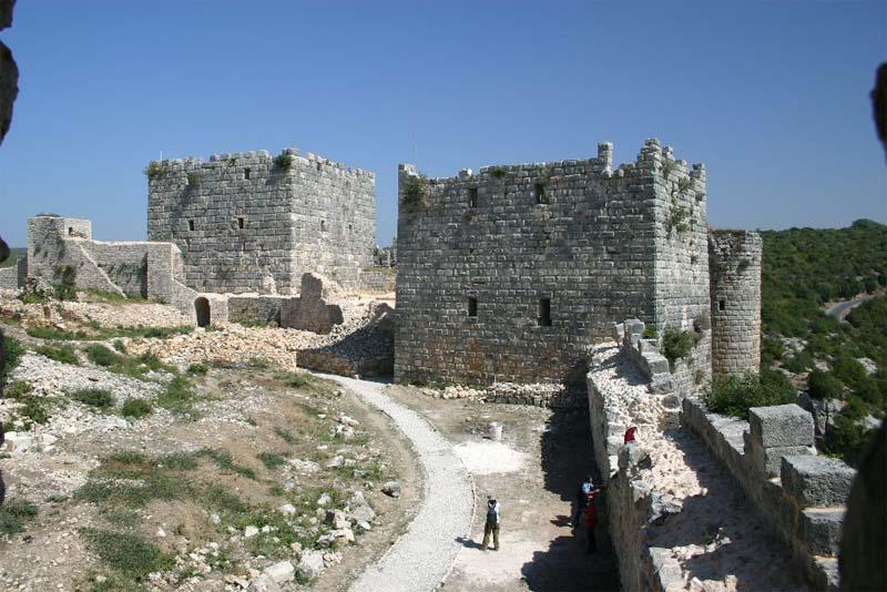 citadel-of-salah-ed-din-crusader-castle
