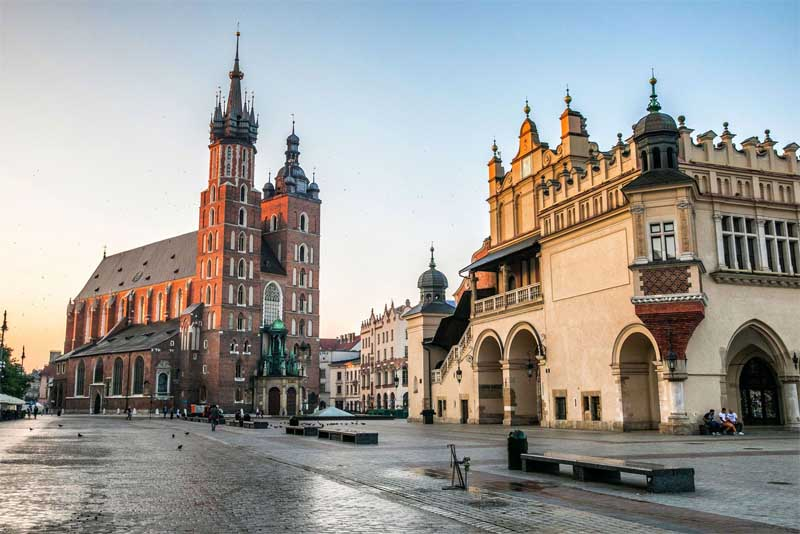 krakow-beautiful-places-in-poland