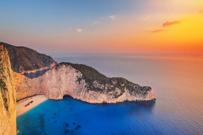 navagio-beach-relaxing-holiday-destinations