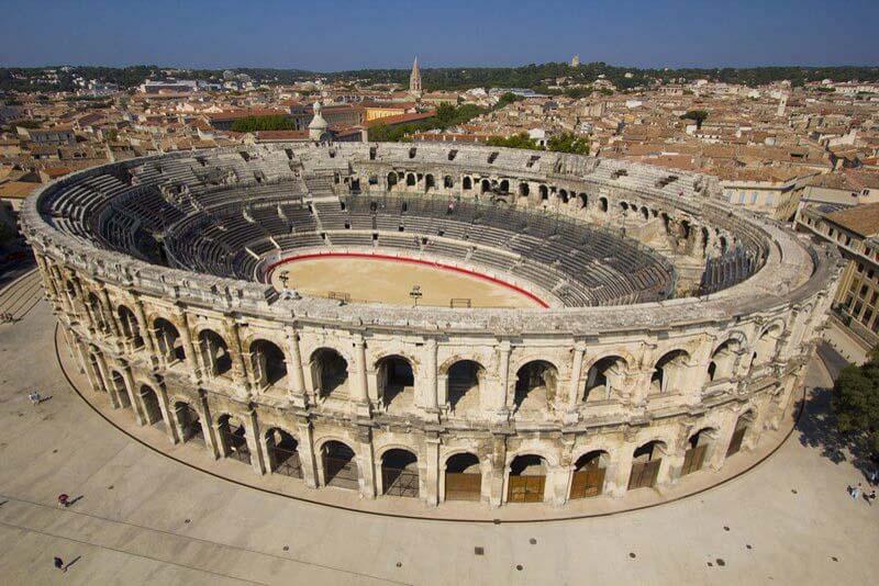 nimes-amphitheater
