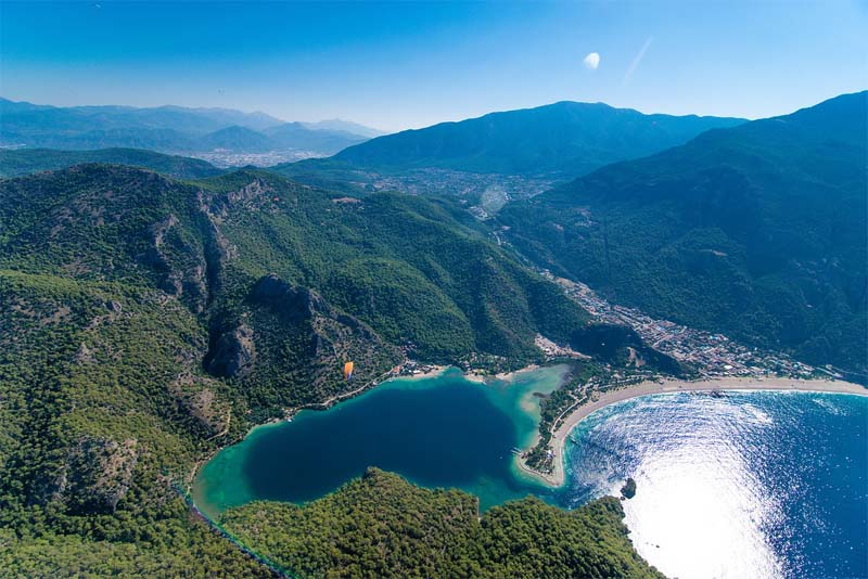 oludeniz-beautiful-places-in-turkey
