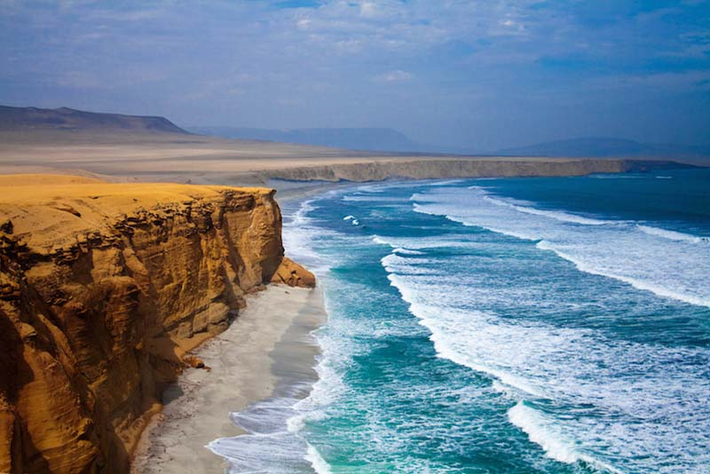paracas-sea-cliffs