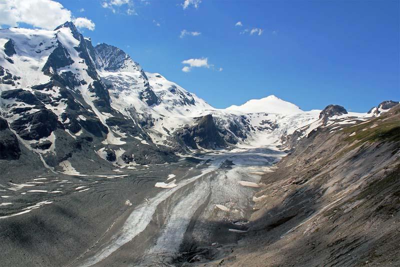pasterze-glacier