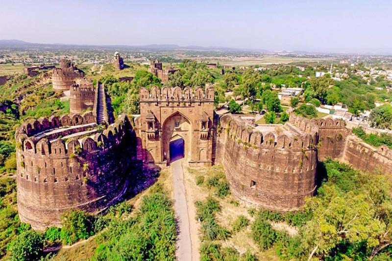 rohtas-fort-incredible-world-heritage-sites