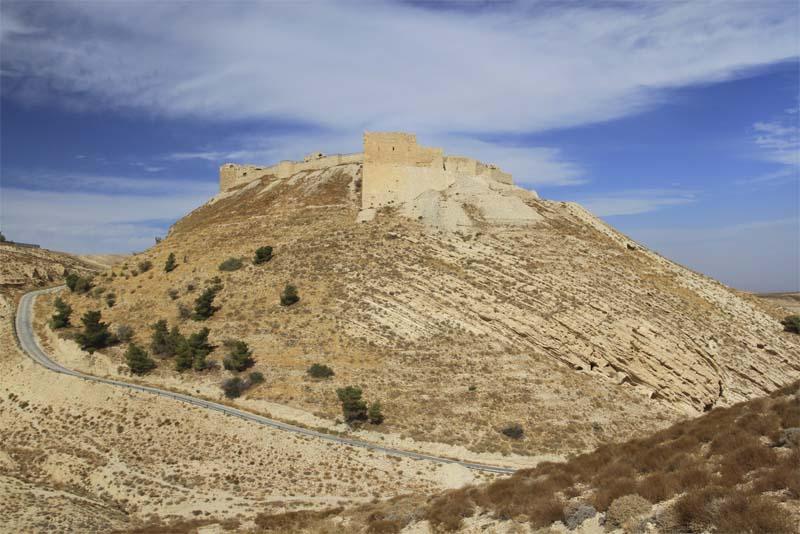 shobak-crusader-castle