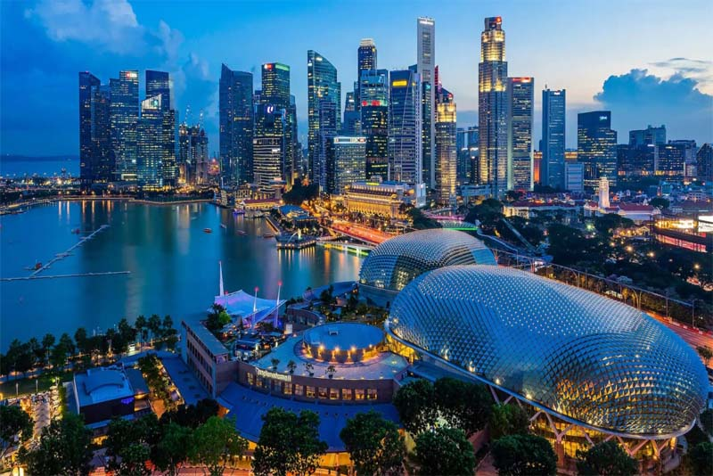 singapore-peaceful-country