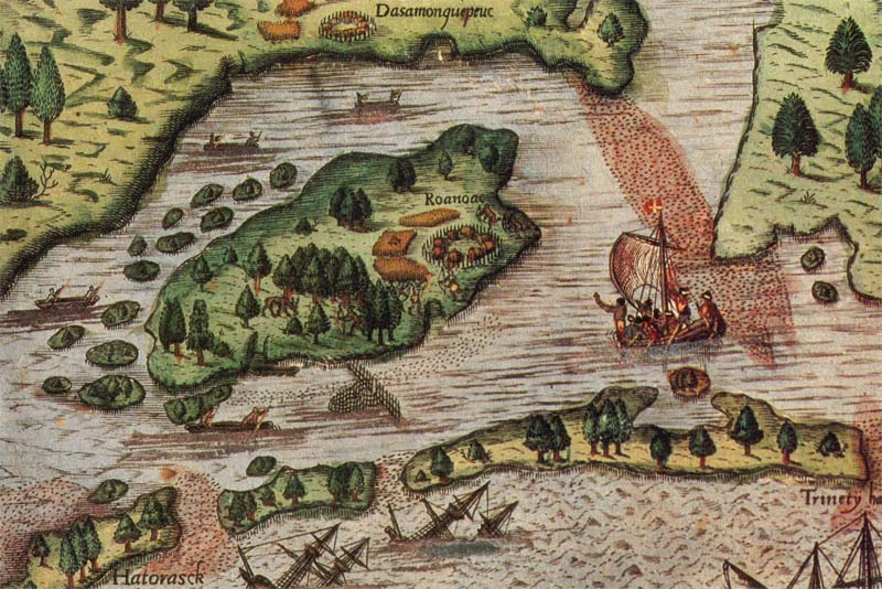 the-lost-colony-of-roanoke
