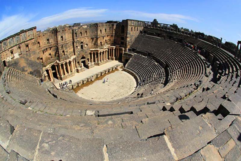 the-roman-theater-of-bosra-historical-theaters