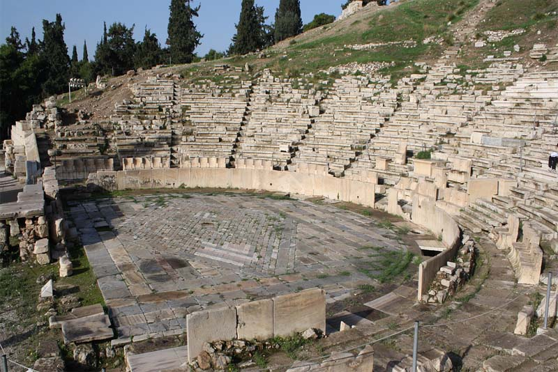 the-theater-of-dionysus-historical-theaters