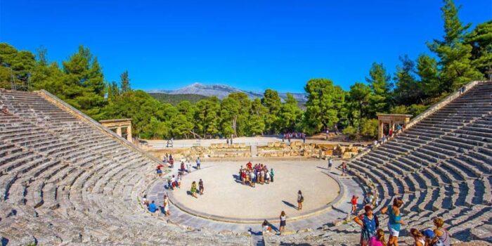 the-theater-of-epidaurus-historical-theaters