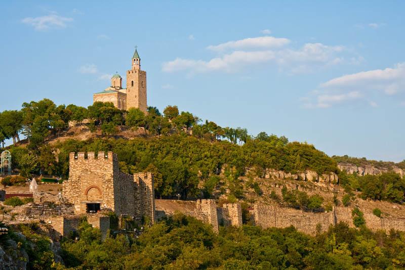 tsarevets-fortress-bulgaria