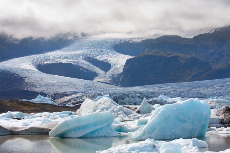 vatnajökull-glacier