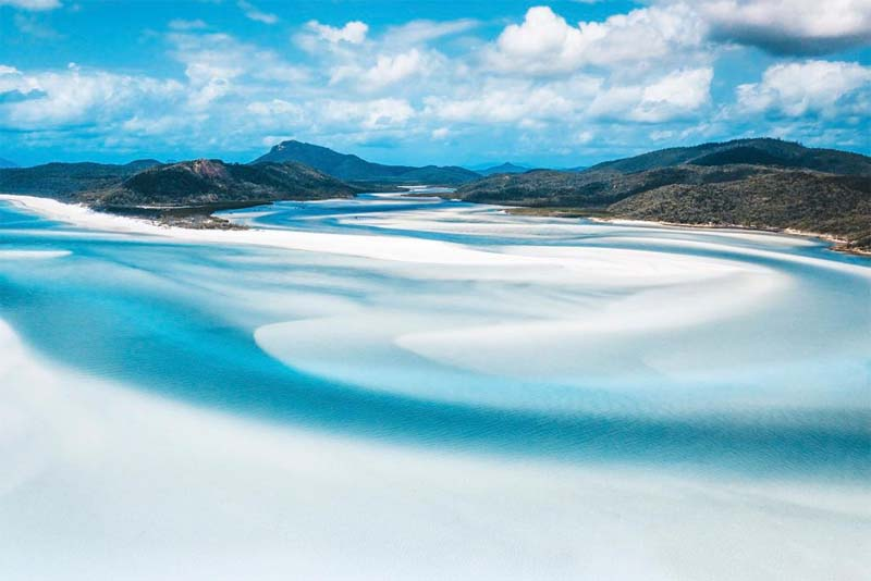whitehaven-beach-relaxing-holiday-destinations