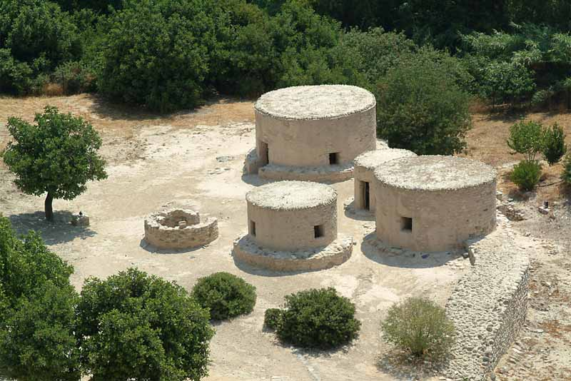 khirokitia-oldest-building