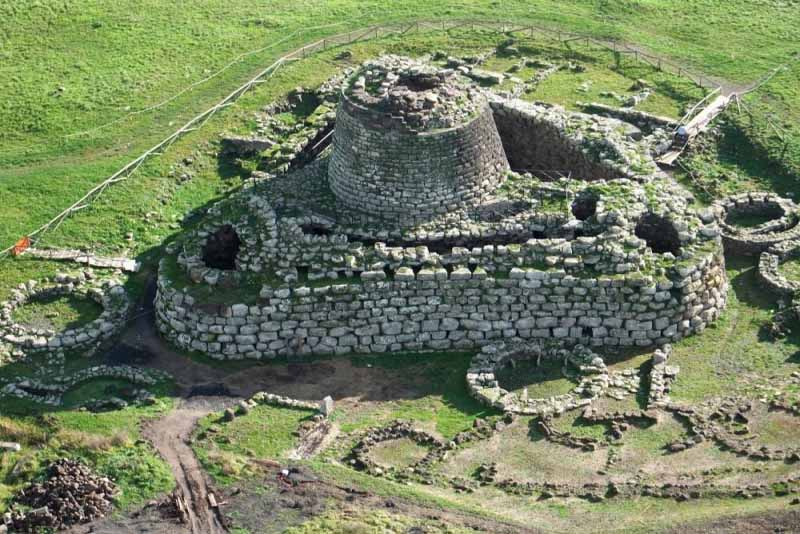 nuraghe-santu-antine-oldest-building