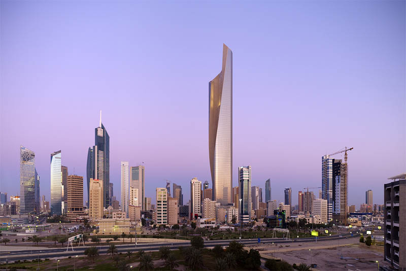 al-hamra-tower-tallest-building