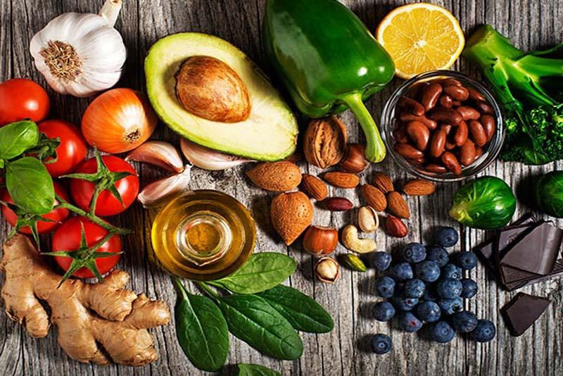 anti-oxidant-green-leafy-vegetables