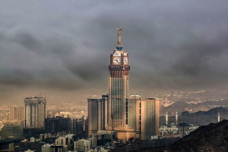 makkah-royal-clock-tower-hotel-tallest-building
