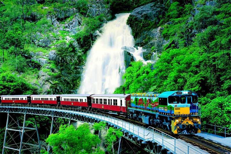 australia-kuranda-railroad