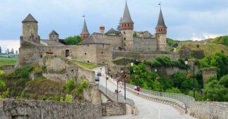 kamenets-castle