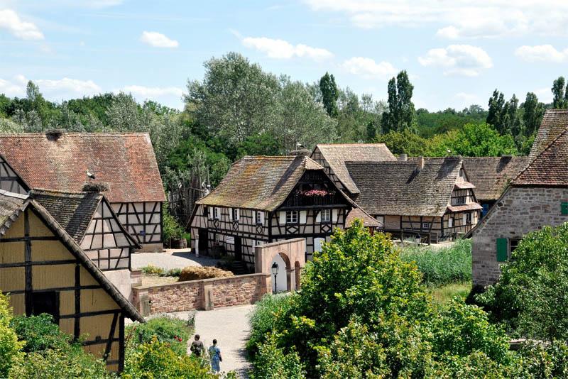 alsace-villages
